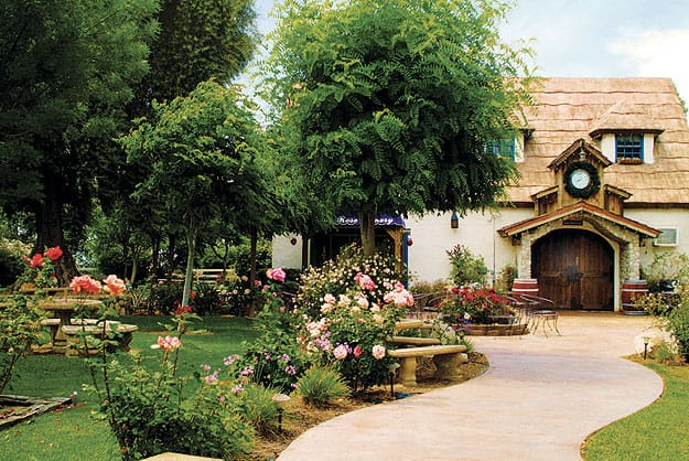 Temecula Wineries - Briar Rose Winery Temecula, California