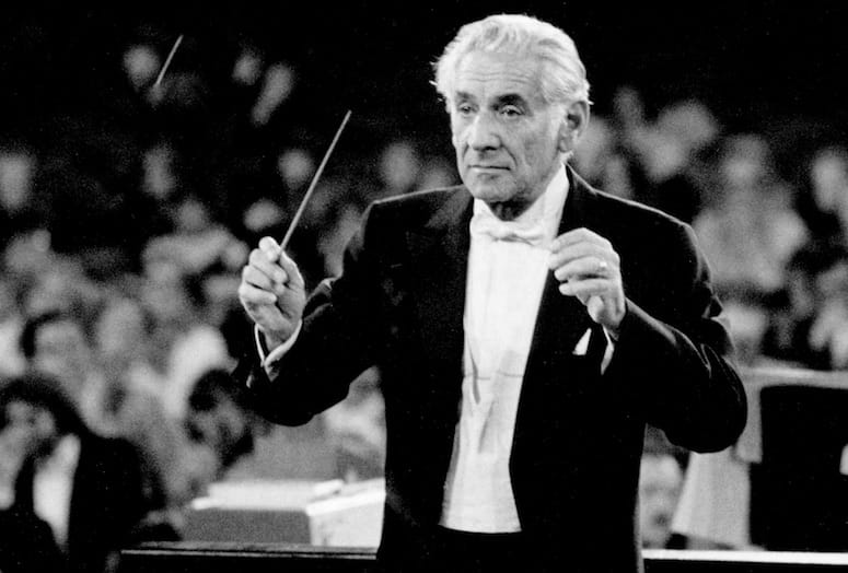 Leonard Bernstein 100th Honored with McCallum Theatre Shows