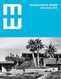 Modernism Week program