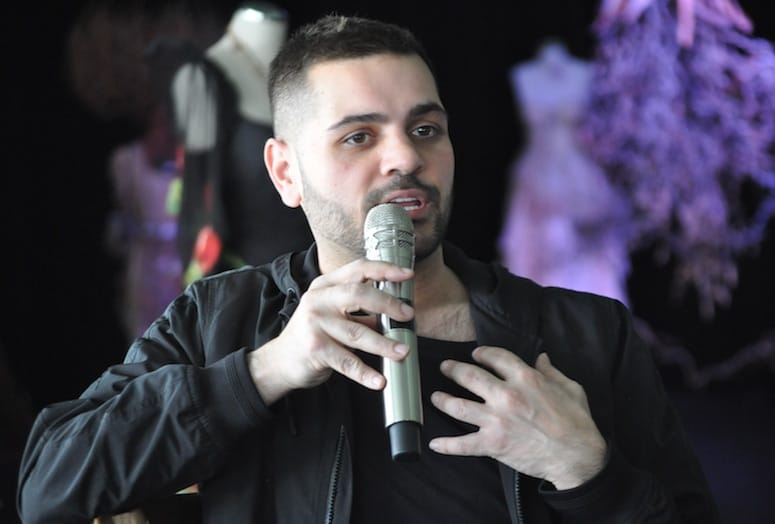 Michael Costello, Project Runway Aumni Tackle the Business of Fashion