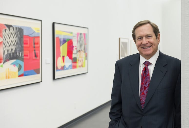 Jordan D. Schnitzer Shares His Love for Andy Warhol with Desert
