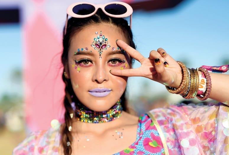coachella-makeup