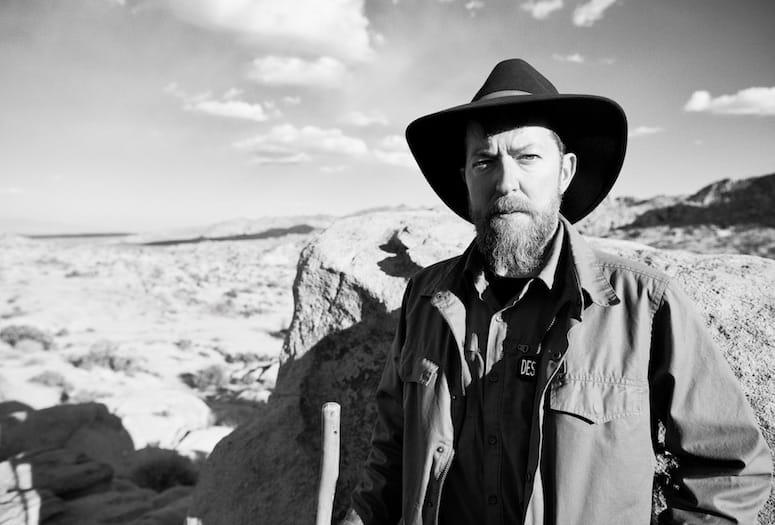 Ken Layne Lures Followers Into the Deep, Dark Mojave.