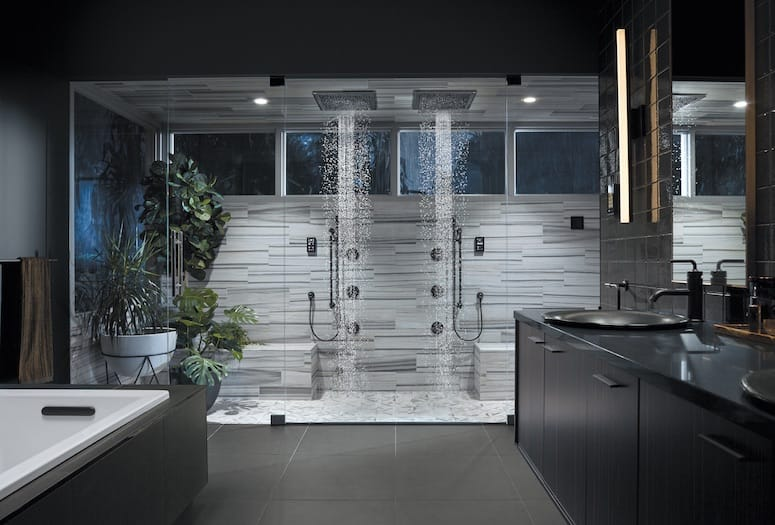 Kohler Real Rain Continues to be All the Rage in Showers