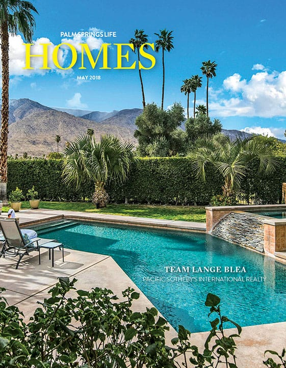 Palm Springs Life Homes May 2018