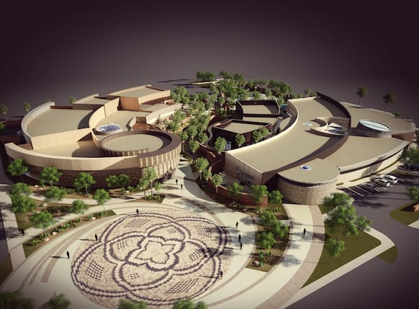 Millie Browne Spurs Agua Caliente Cultural Museum Becoming a Reality
