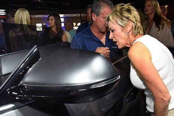 indiGO Auto Group Unveils Lamborghini Urus inside The Vault at Bighorn Golf Club, April 27, 2018