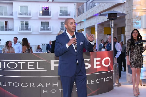 Hotel Paseo Grand Opening, May 1, 2018