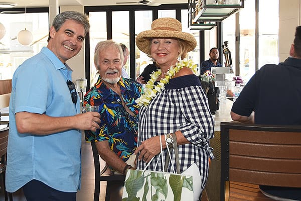Palm Springs Hooks a Tommy Bahama Marlin Bar