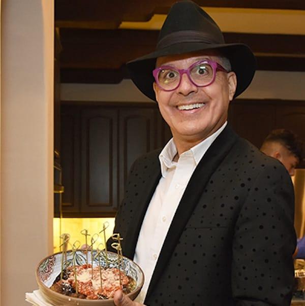 Celebrity Chef Reception, March 23, 2018