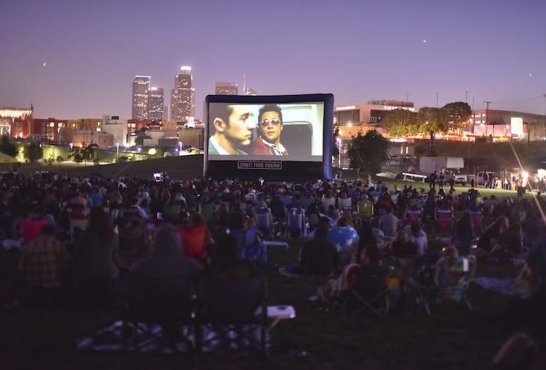 Street Food Cinema Marks Desert Debut for Memorial Day Weekend