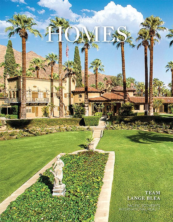 2018 June Palm Springs Life Homes