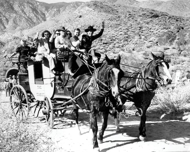 Palm Springs History Includes Wild West Cowboy Mythology