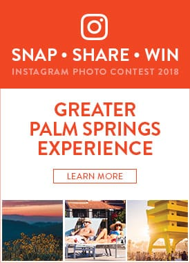 Palm Springs Life Instagram Contest