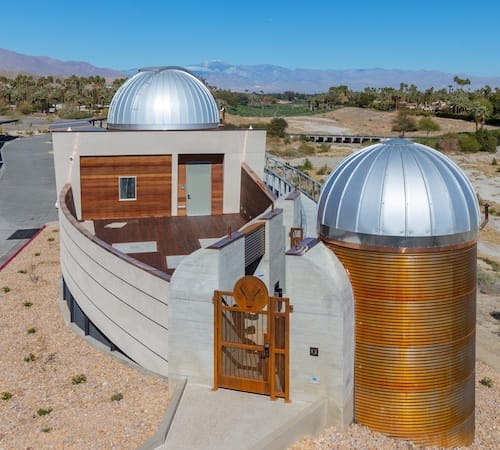 Rancho Mirage Observatory Brings Starry, Starry Nights to the Desert