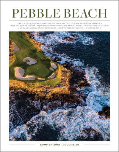 Pebble Beach Magazine 2018