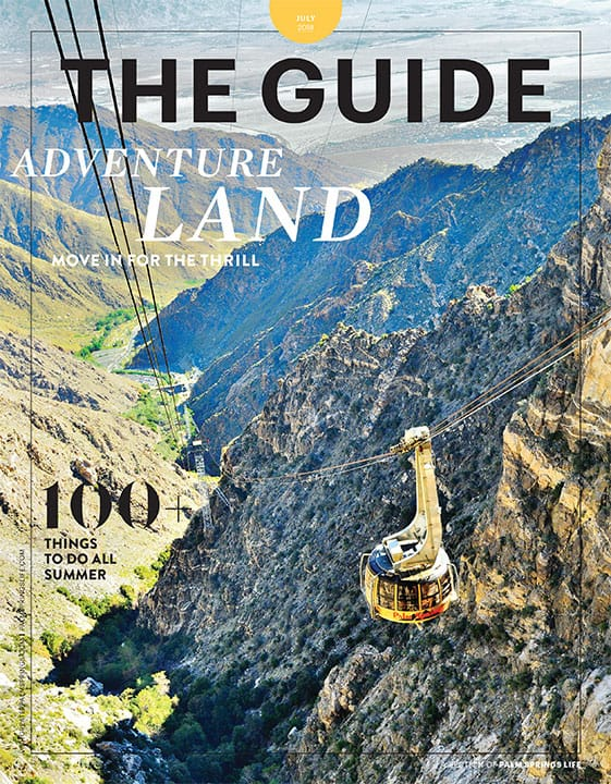 Desert Guide July 2018