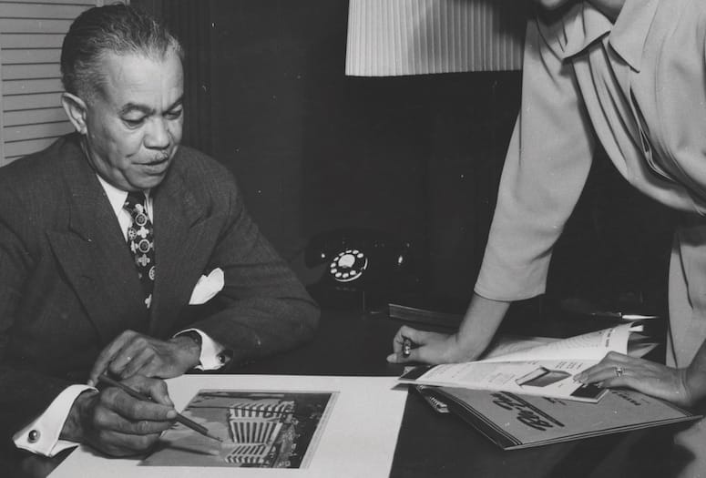 Paul Revere Williams Gains Overdue Credit for Architectural Work