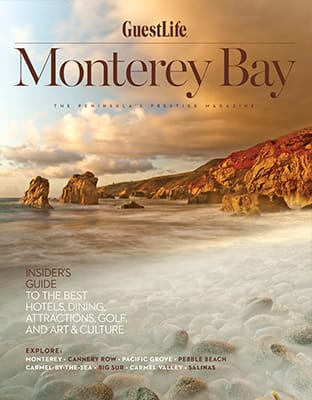 GuestLife Monterey Bay 2015 Cover Poster