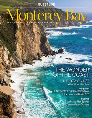 GuestLife Monterey Bay 2016 Cover Poster