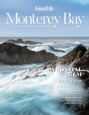 GuestLife Monterey Bay 2017 Cover Poster