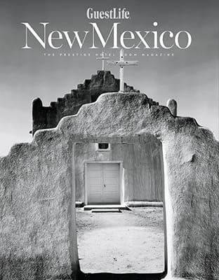 GuestLife New Mexico 2016 Cover Poster