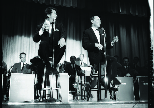 Palm Springs' Legendary Singers Who Put Down Roots