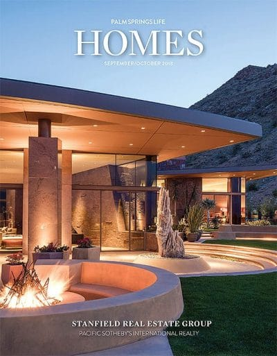 Palm Springs Life HOMES September-October 2018