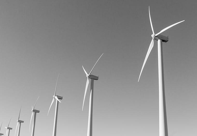 Palm Springs Turbines by Colby Tarsitano