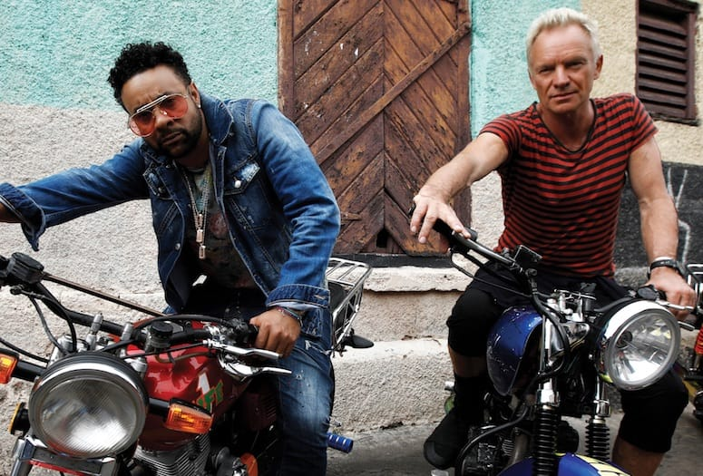 Sting Leads 50 Things to Do in October in Greater Palm Springs
