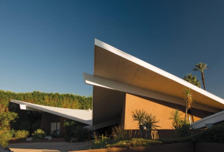 Meet Modernist Rancho Mirage