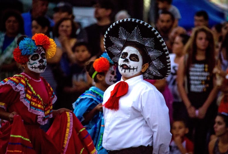 Los Muertos 5K & Block Party Celebrates Dia de Los Muertos Nov. 3