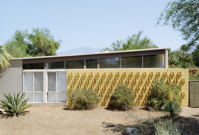 Borrego Springs Has Worthy Display of Midcentury Modern Architecture