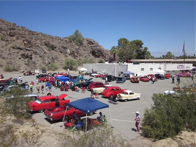 Palm Springs Elks Lodge Th Annual Veterans Charities Car Show - Palm springs car show