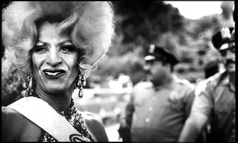 Peter Palladino Photos Capture Stonewall Riots Anniversary