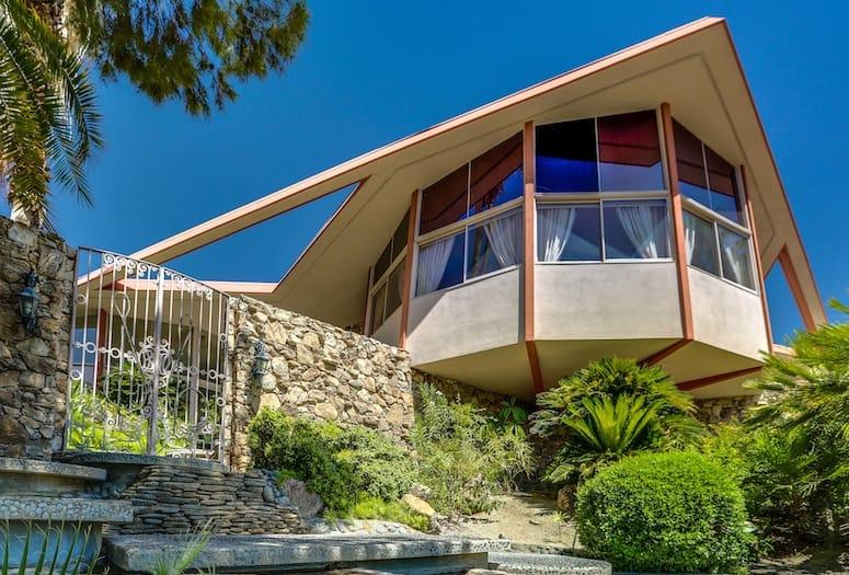 Elvis Honeymoon Hideaway is Up for Sale in Palm Springs