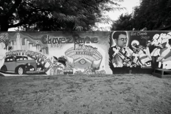 Shady Lane Mural