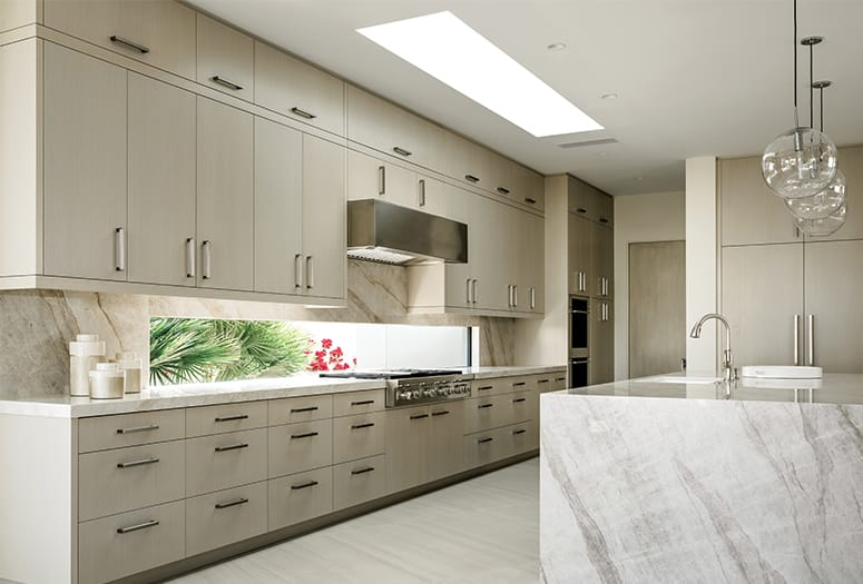 Gordon Stein Design Reserves Kitchen Window for the Home Chef