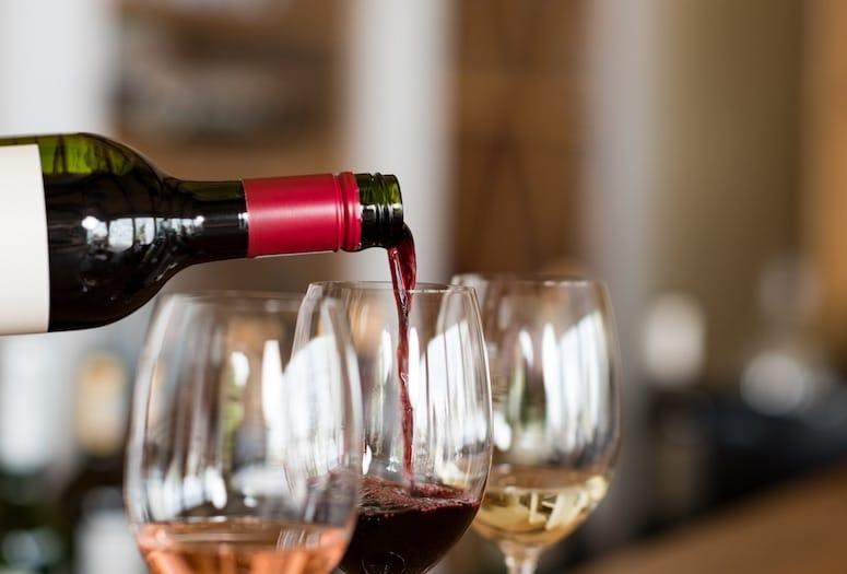 golden grapes wine festival