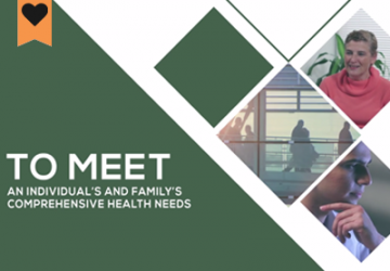 to meet an individual and families comprehensive health needs