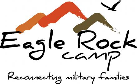 eagle rock camp reconnecting military families graphic image