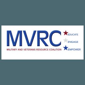 military and veteran resource coalition logo type logo icon veteran registry