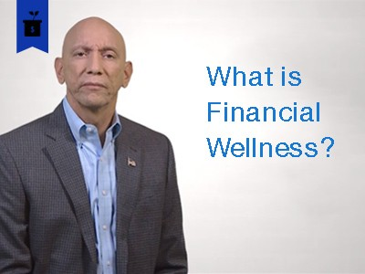 what is financial wellness course image