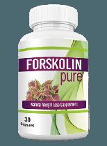 forskolin pure small bottle