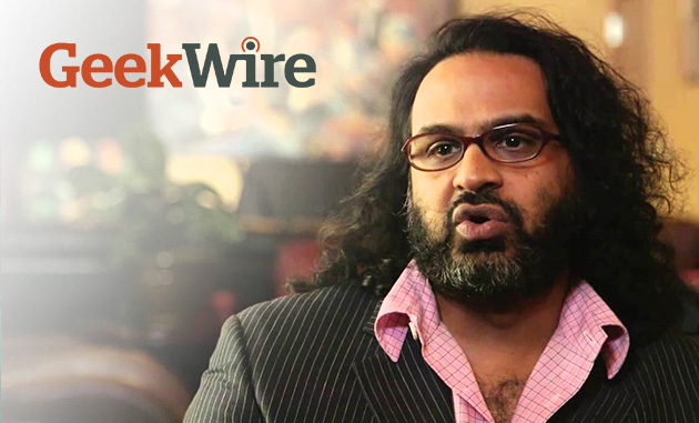 Quantarium's Romi Mahajan Covered in Geekwire