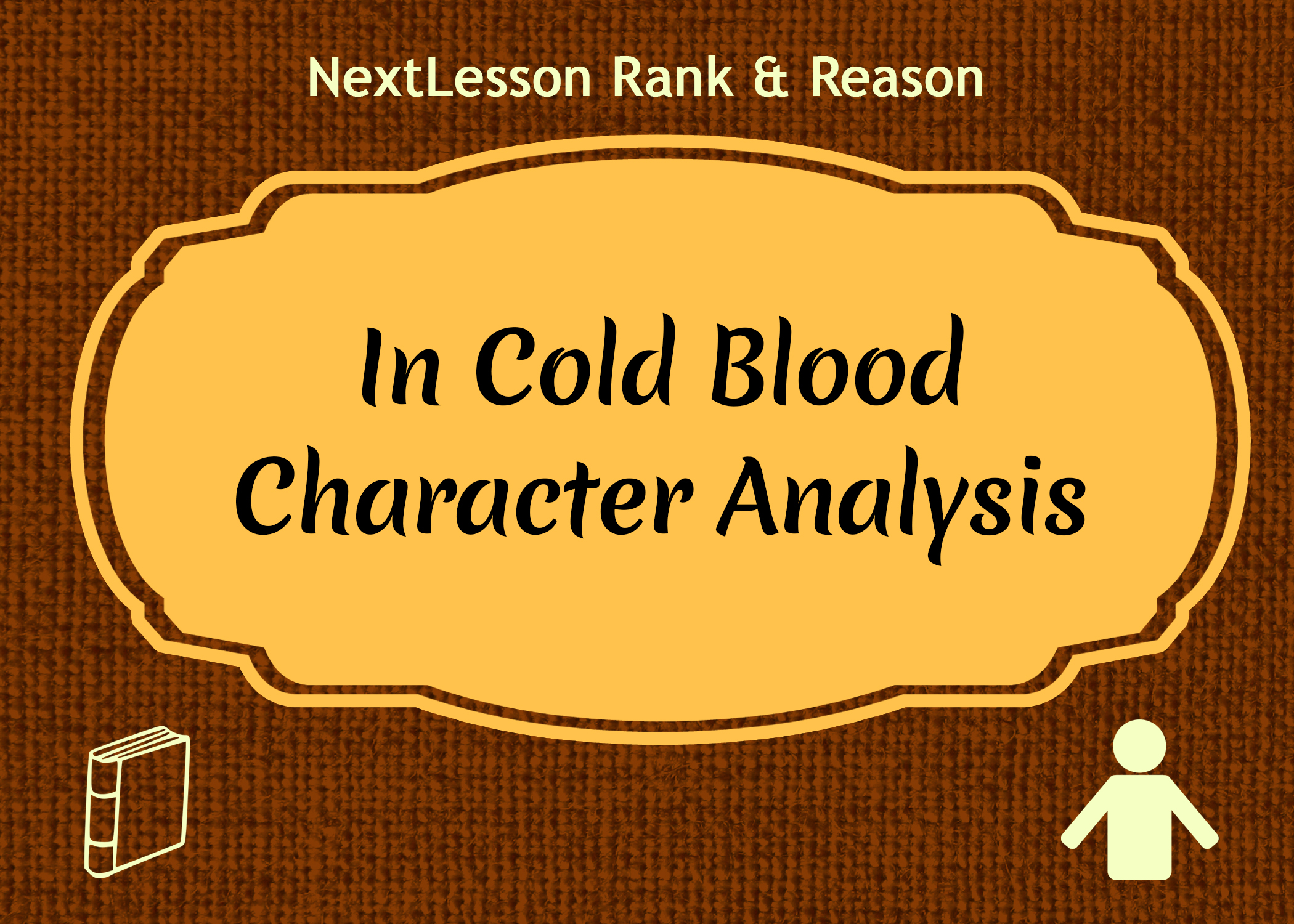"essay question for in cold blood In the book in cold blood, an imaginative nonfiction piece by truman capote,   is ""socially"" considered the way he is supposed to act by raising the question."