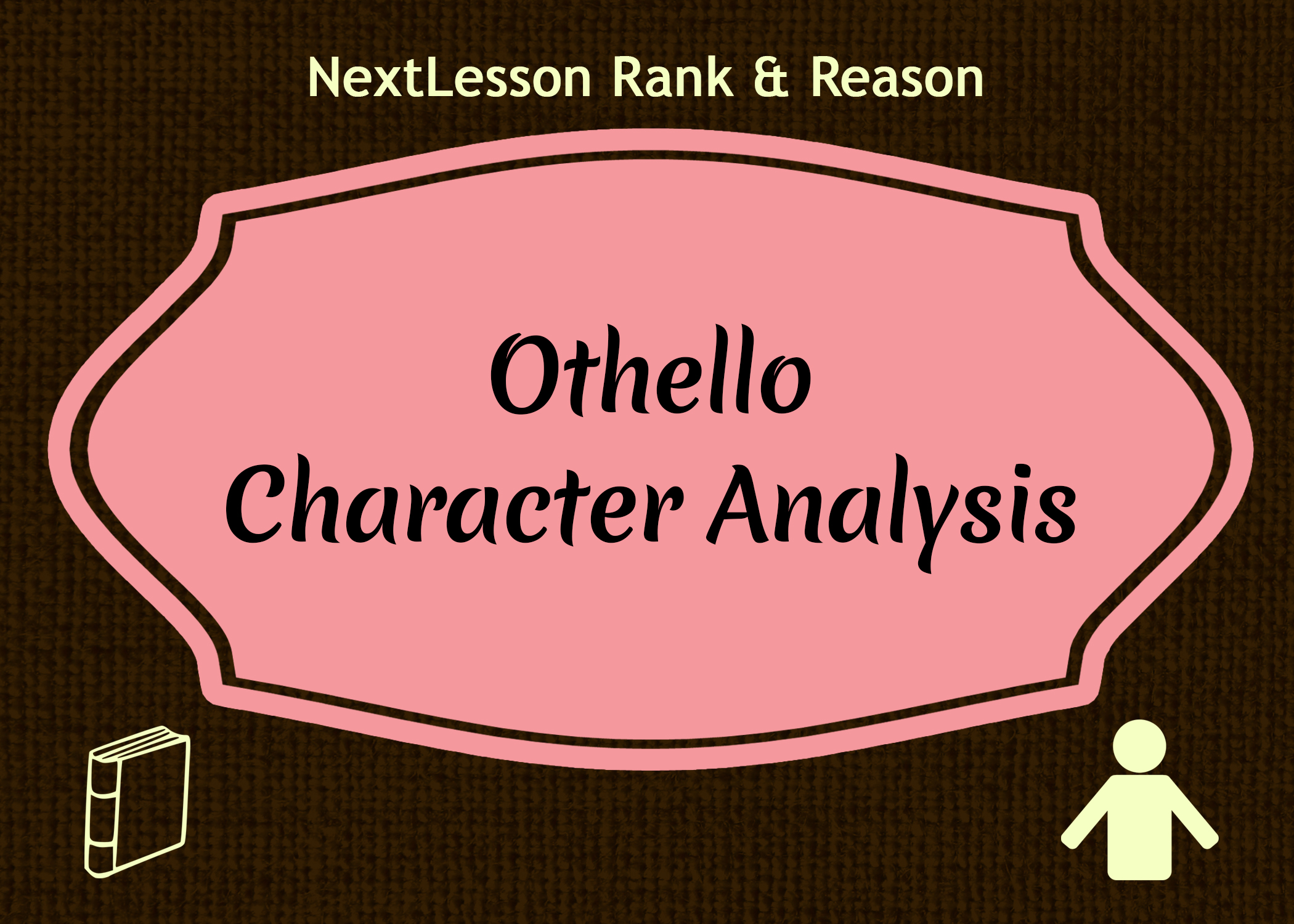 arguable thesis for othello Othello and the question of race: a review of two decades of criticism azmil m zabidi  interpreting the tragedy of othello this thesis examines the presence or.