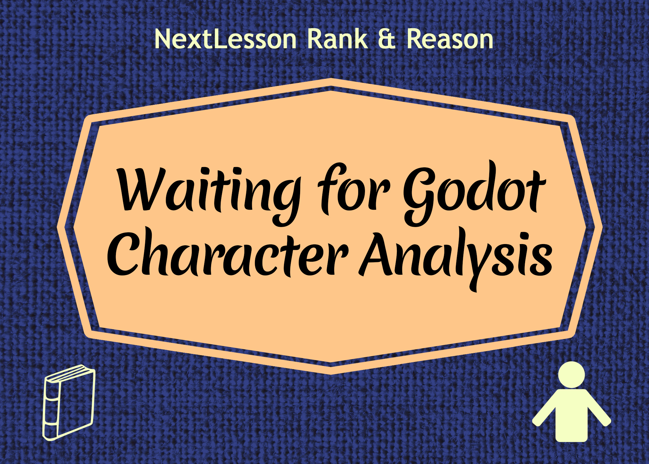 the metamorphosis and waiting for godot analysis Free essays from bartleby | introduction in waiting for godot by samuel beckett,  the underlying themes of this play encompass the absurdity of existence and.