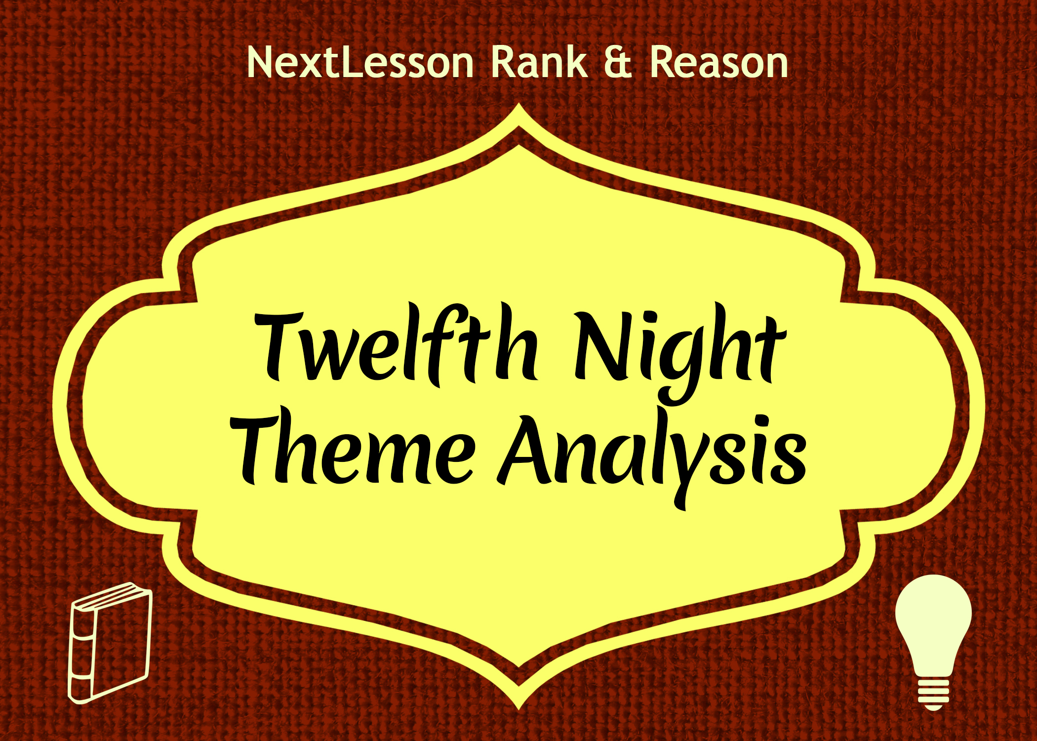 essay on twelfth night/ love On twelfth night essay or any throughout shakespeare's twelfth night there are many love triangles and relationships but the only relationship that shows.
