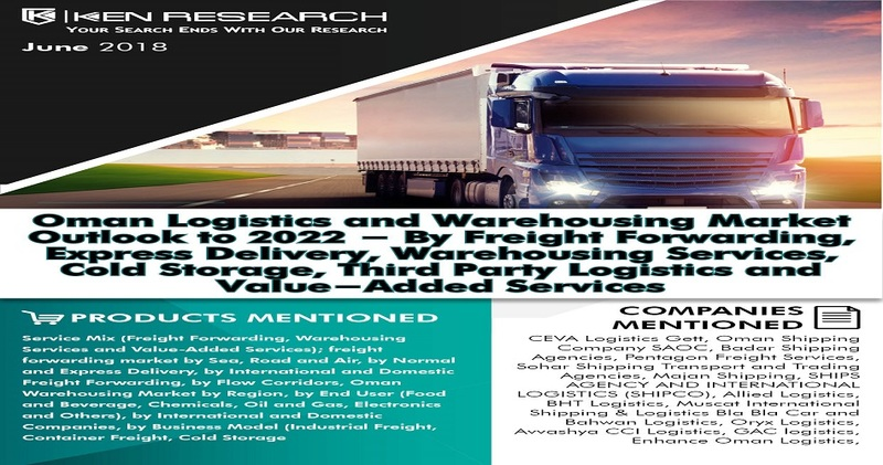 Oman Logistics and Warehousing Market Outlook to 2022: Ken Research